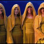 Golden handmaiden