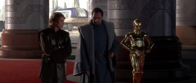 Senate Landing