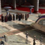 welcome at senate landing